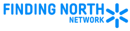Finding North Network logo